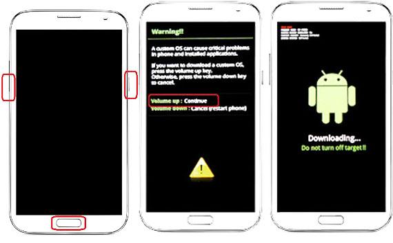 Tutorial Cara Mengatasi Bootloop Pada Samsung Galaxy Note 1 GT-N7000