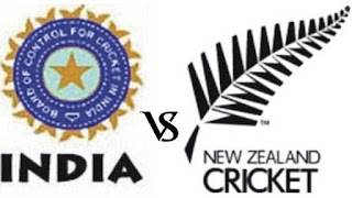new zealand's tour of india