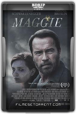 Maggie - A Transformação Torrent BDRip Dublado