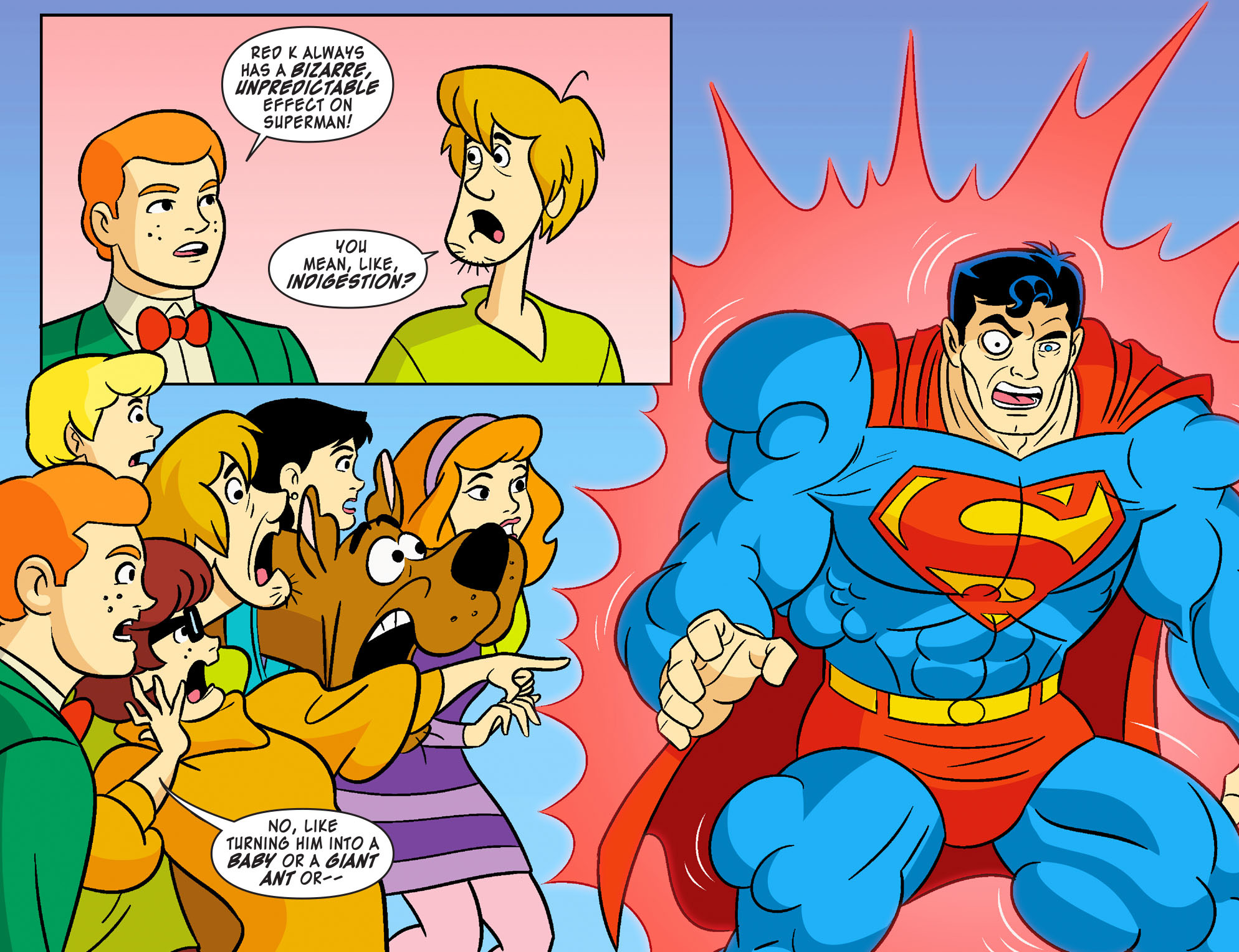 Read online Scooby-Doo! Team-Up comic -  Issue #17 - 20