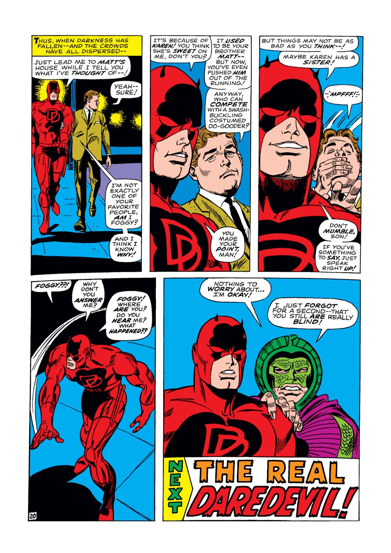 Daredevil (1964) 31 Page 20