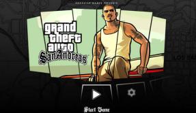 GTA San Andreas Sudah Tersedia Di IOS App Store