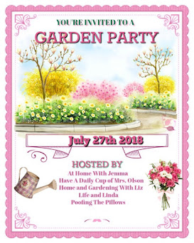 Join Our Garden Party-The last Friday of each month.