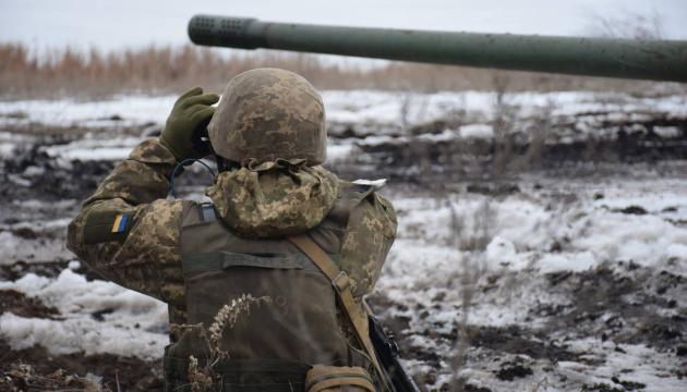 На Світлодарській дузі захоплено в полон російського бойовика