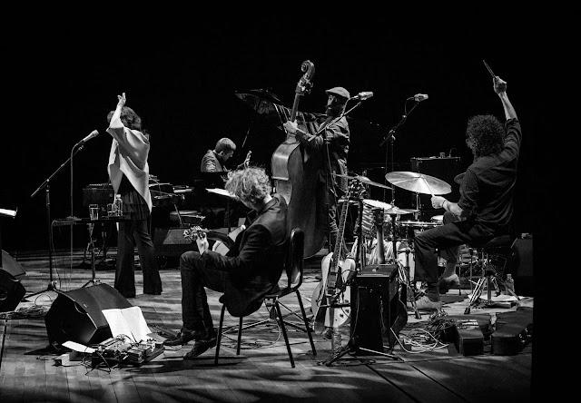 Concert Youn Sun Nah à Châtellerault