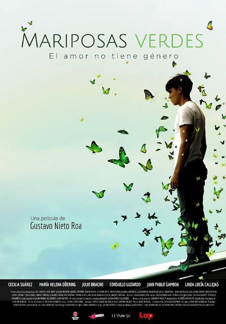 Mariposas verdes, film