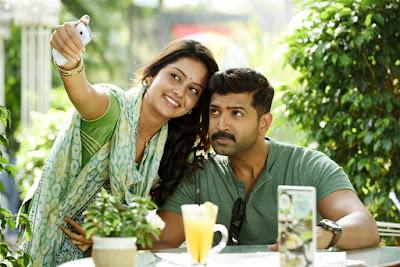 Arun Vijai Next Movie Kutram 23 Directed by Arivazhagan in which Mahima Nambiar is the Heroine