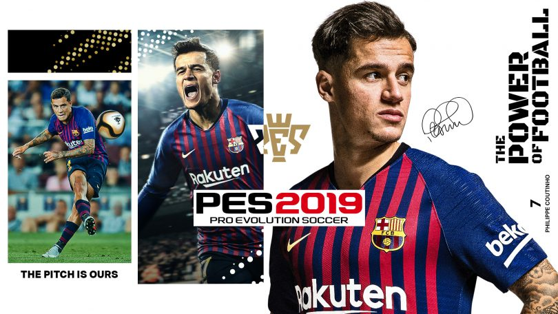 PES 2019 Mobile will arrive to Android soon