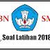 Contoh Soal USBN IPS SMP 2017/2018 Kurikulum 2013 dan KTSP & Kunci Jawaban