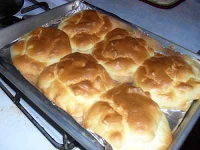 Recipe of 6 Giant Revolution Rolls - Low-Carb Bread