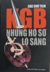 Các chủ tịch KGB - Những hồ sơ lộ sáng