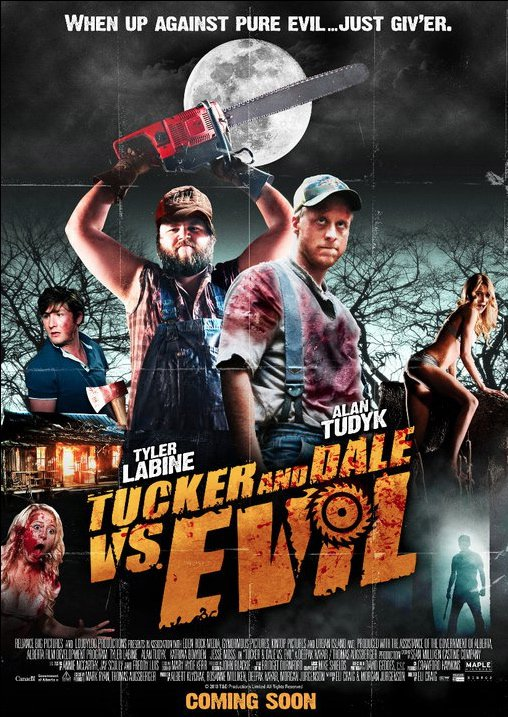 Tucker And Dale Vs Evil : tucker, Twisted, Central:, Tucker, REVIEW