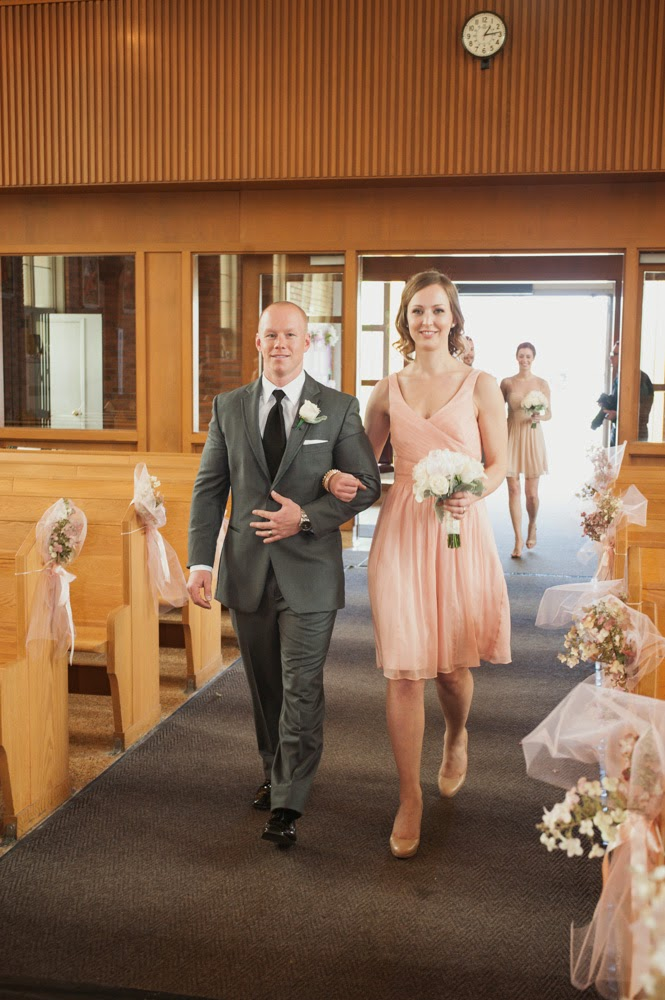 a second glance : Bridesmaids' attire