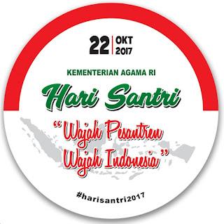 File Pendidikan Free Download Susunan Upacara Hari Santri Nasional 2017,MP3 Syubbanul Wathon Karaoke, Ikrar Santri Nasional dan Resolusi Jihad.