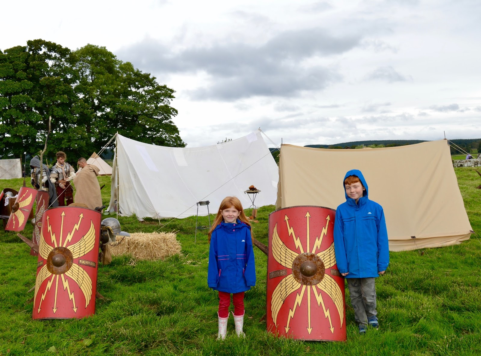 TURMA! Hadrian's Cavalry Charge in Carlisle | 1st & 2nd July 2017 | A Guide for Families