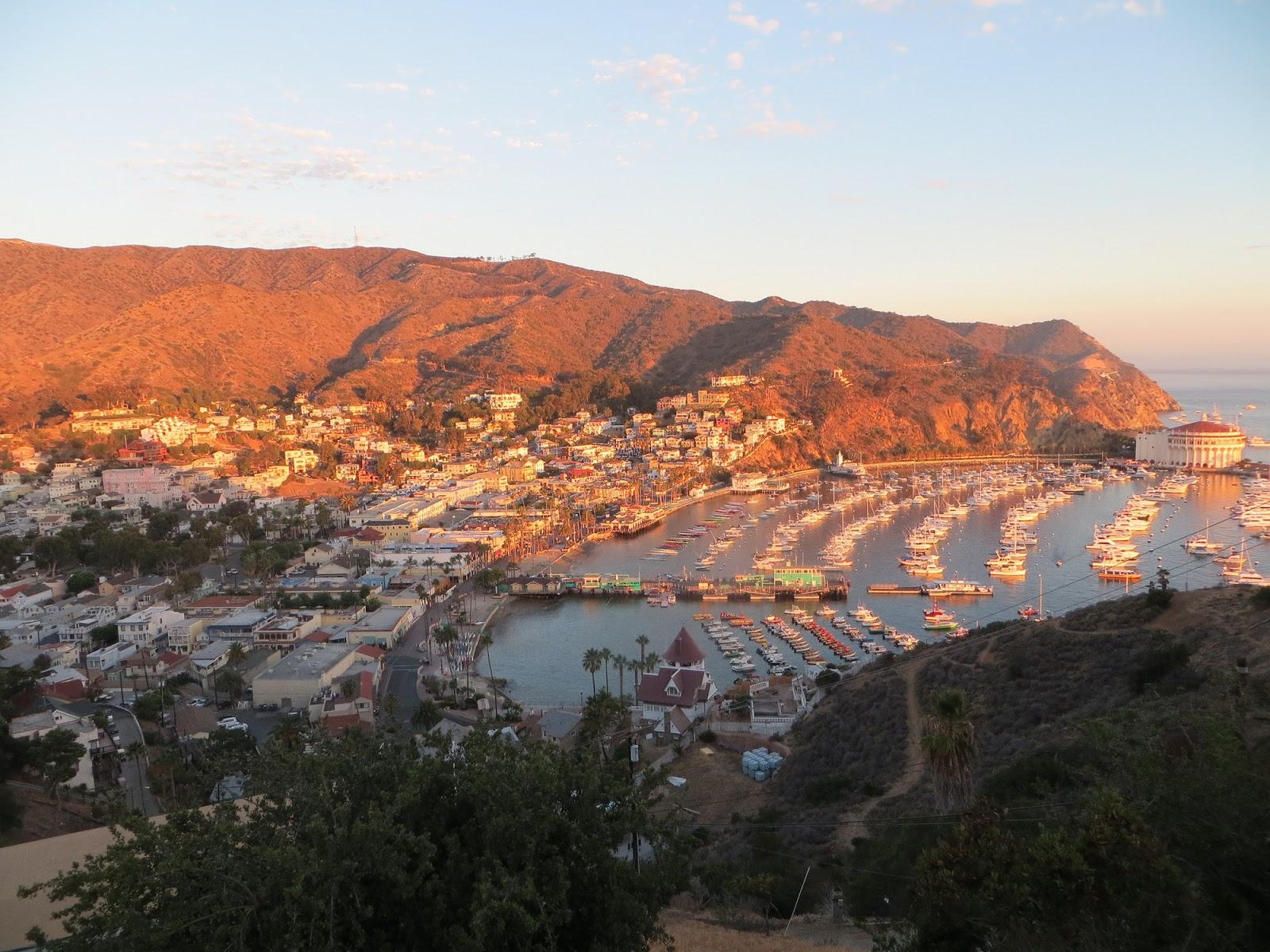 avalon santa catalina island california