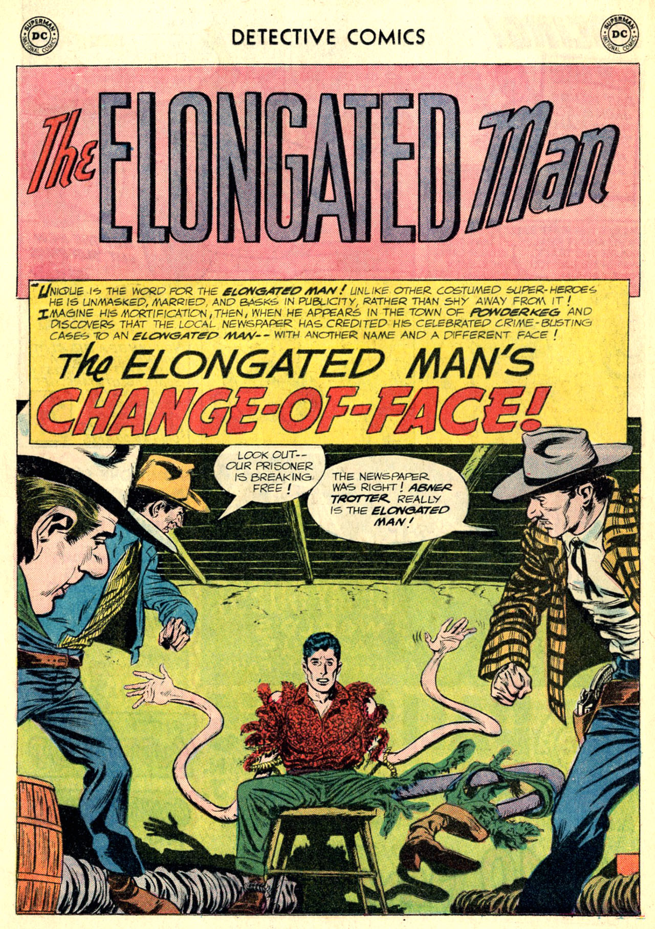 Detective Comics (1937) 341 Page 23