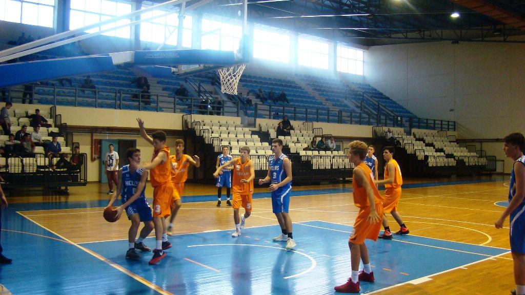 Βasketball Camp Cadets FIBA Europe-ΕΟΚ | Εσπασε το αήττητο της Νικόπολης ο Αχέρωνας στο αναπτυξιακό (Φωτορεπορτάζ)