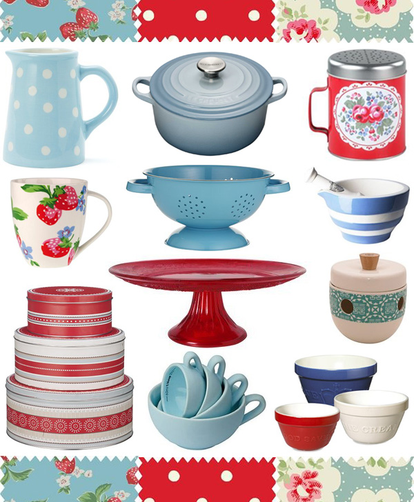 Blue Kitchen Accessories: All Things Pink! My Dream Kitchen Appliances