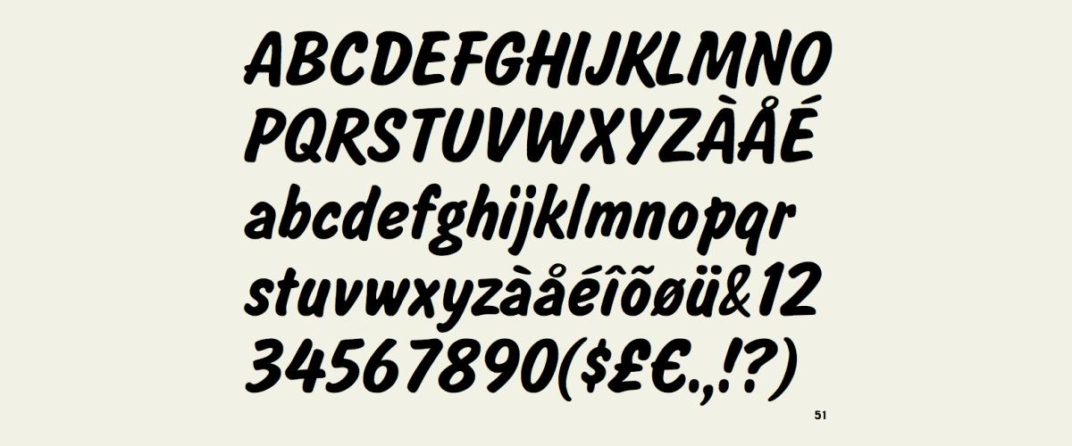 Kumpulan Font Terbaik Untuk Desain Sticker - Balloon