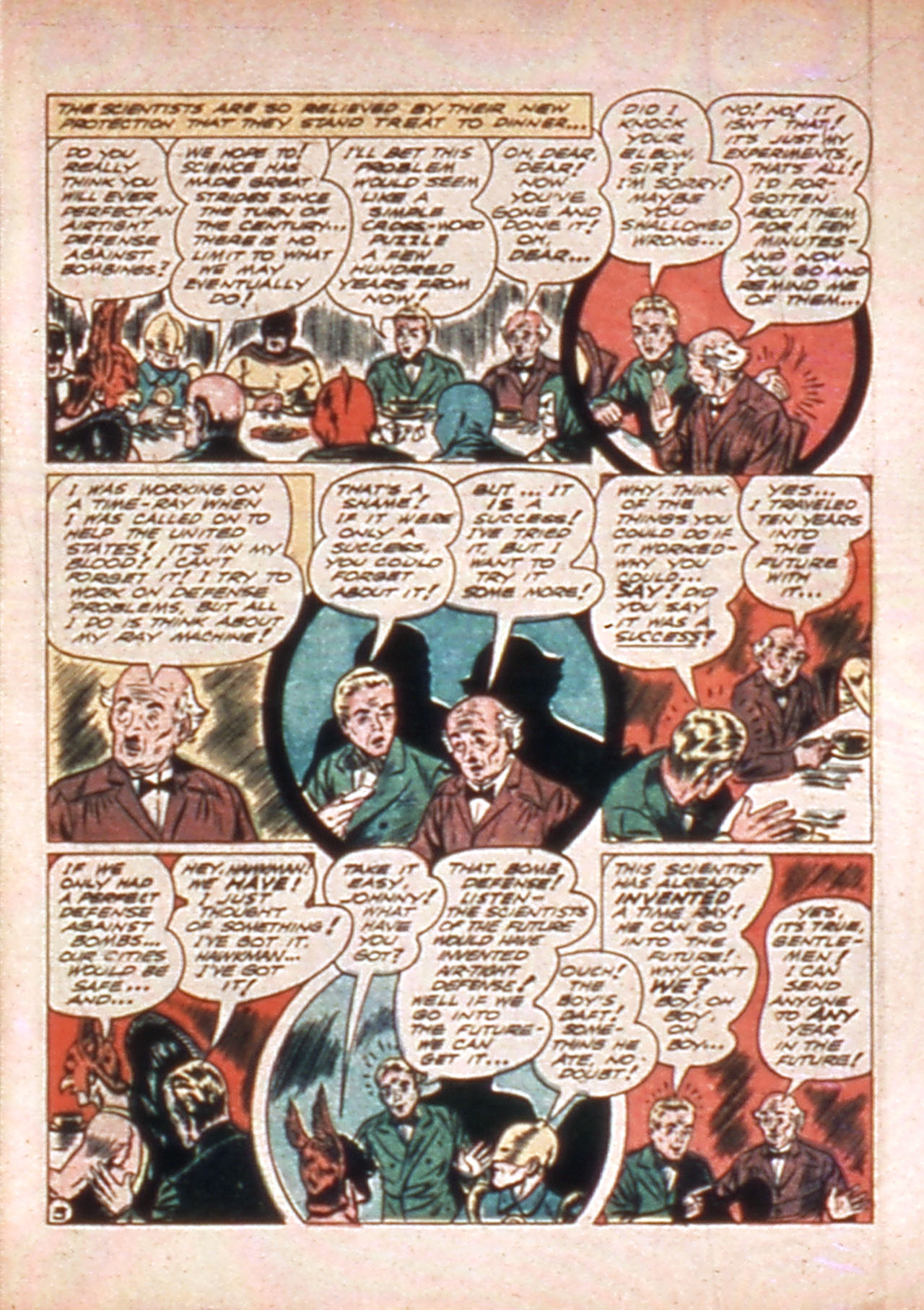 All-Star Comics (1940) issue 10 - Page 5