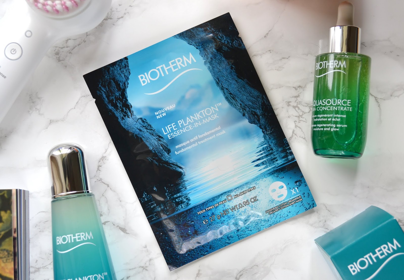 biotherm skincare review