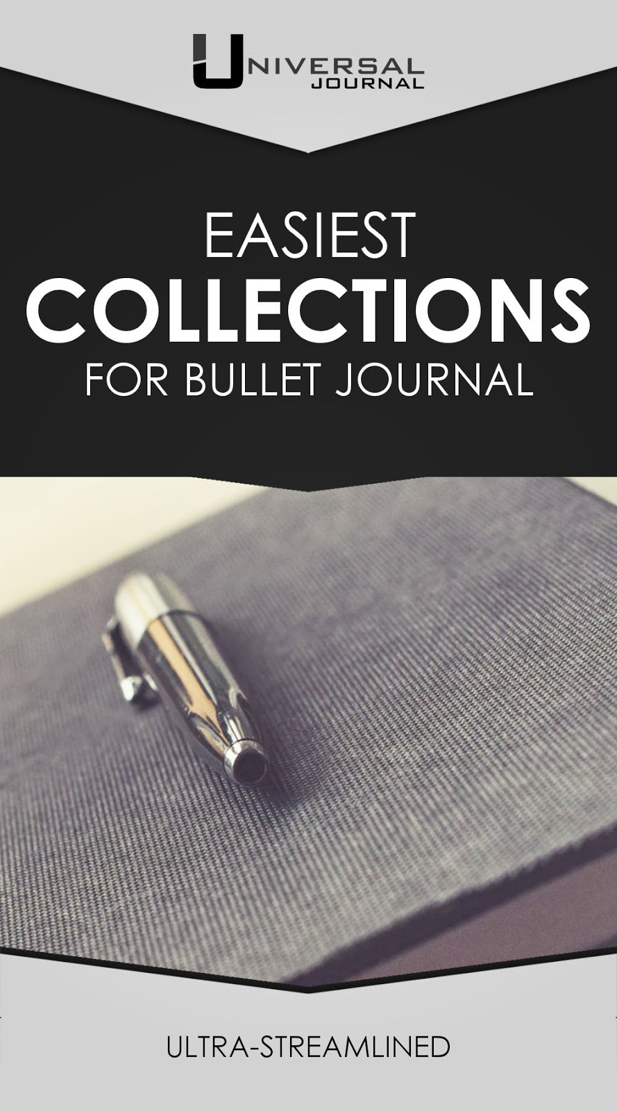 easiest collections for bullet journal