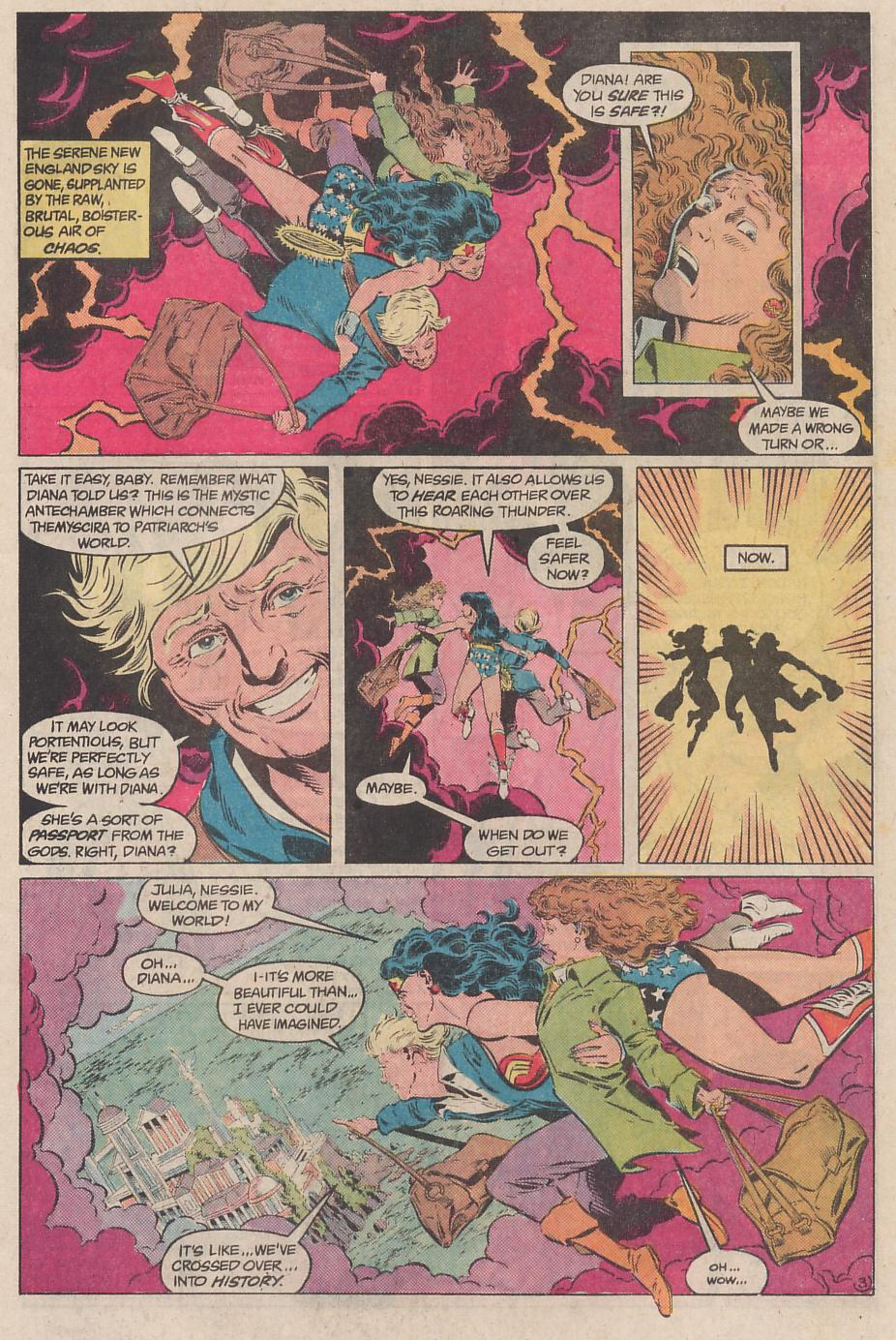 Read online Wonder Woman (1987) comic -  Issue # Annual 1 - 4
