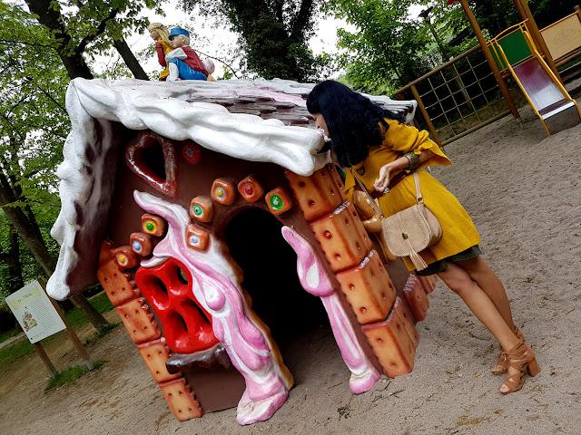 atrakcje dla dzieci w Zielonej Górze- Szlak Bachusików - skansen w Ochli - Ogród Botaniczny Mini Zoo Zielona Góra - podróże z dzieckiem