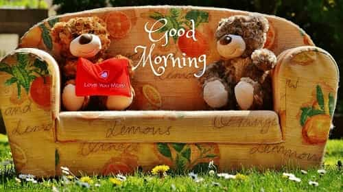 picture of good morning