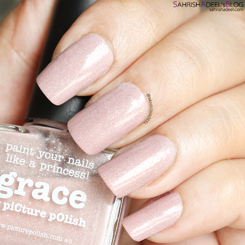 Grace by Picture Polish - Review & Swatch
