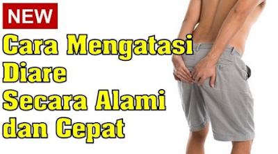obat diare alami yang efektif