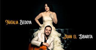 Natalia Bedoya y Juan el sibarita
