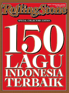 Industri permusikan Indonesia telah berkembang pesat dalam beberapa dekade terakhir 150 Lagu Indonesia Terbaik Sepanjang Sejarah versi Rolling Stone