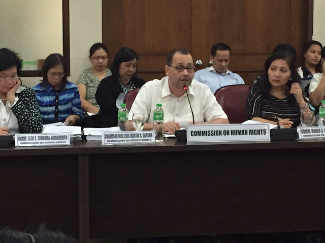 CHR asks for P496-M budget for 2017