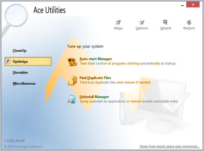 Ace Utilities 5.8.0 Final