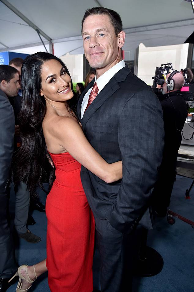 "John Cena Said He and Nikki Bella Were Together Until ""Death Do Us Part"" in Last E! Interview Before Breaking Off Engagement"