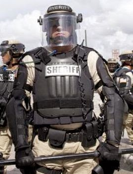 Right in a Left World: Military Surplus, Police and Ill-Informed Writers