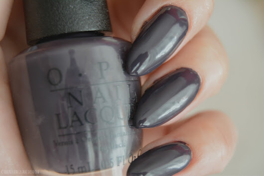Angelina Beauty Blogger: OPI Fall 2017 Iceland Collection