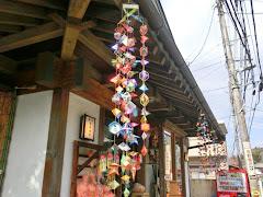 北鎌倉のつるし飾り