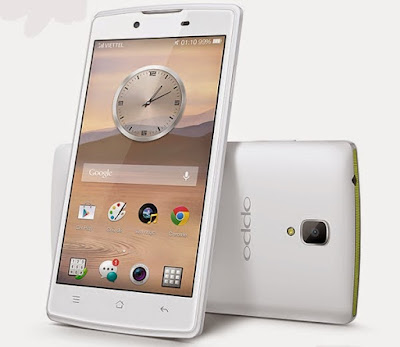 Cara Flash Oppo Neo 3 Tanpa PC Via Recovery