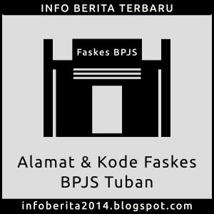 Daftar Alamat dan Kode Faskes BPJS Tuban