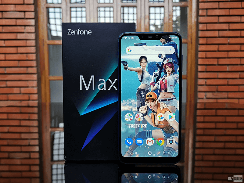 ASUS ZenFone Max M2 Unboxing and First Impressions