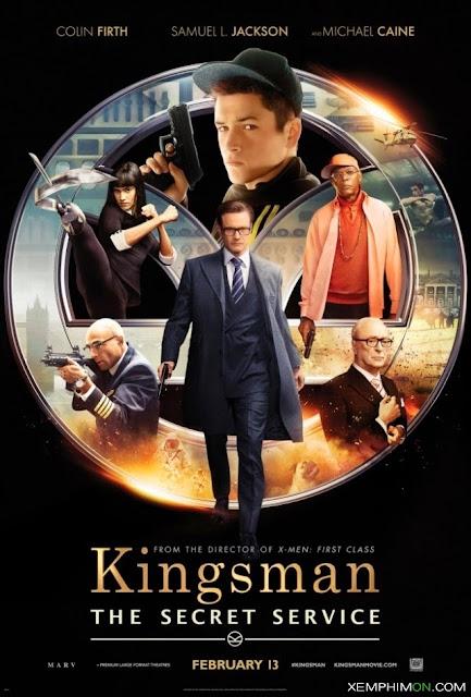 Đặc Vụ Kingsman - Kingsman: The Secret Service (2015)