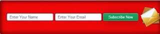 Email Newsletter Signup Box For Blogger