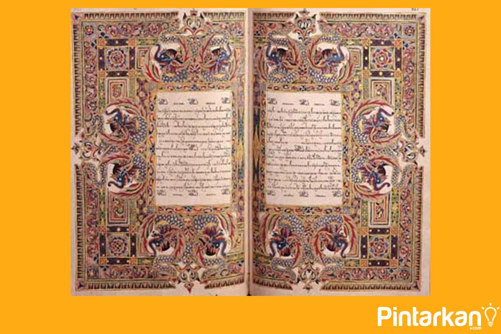 Kitab Peninggalan Kerajaan Kediri