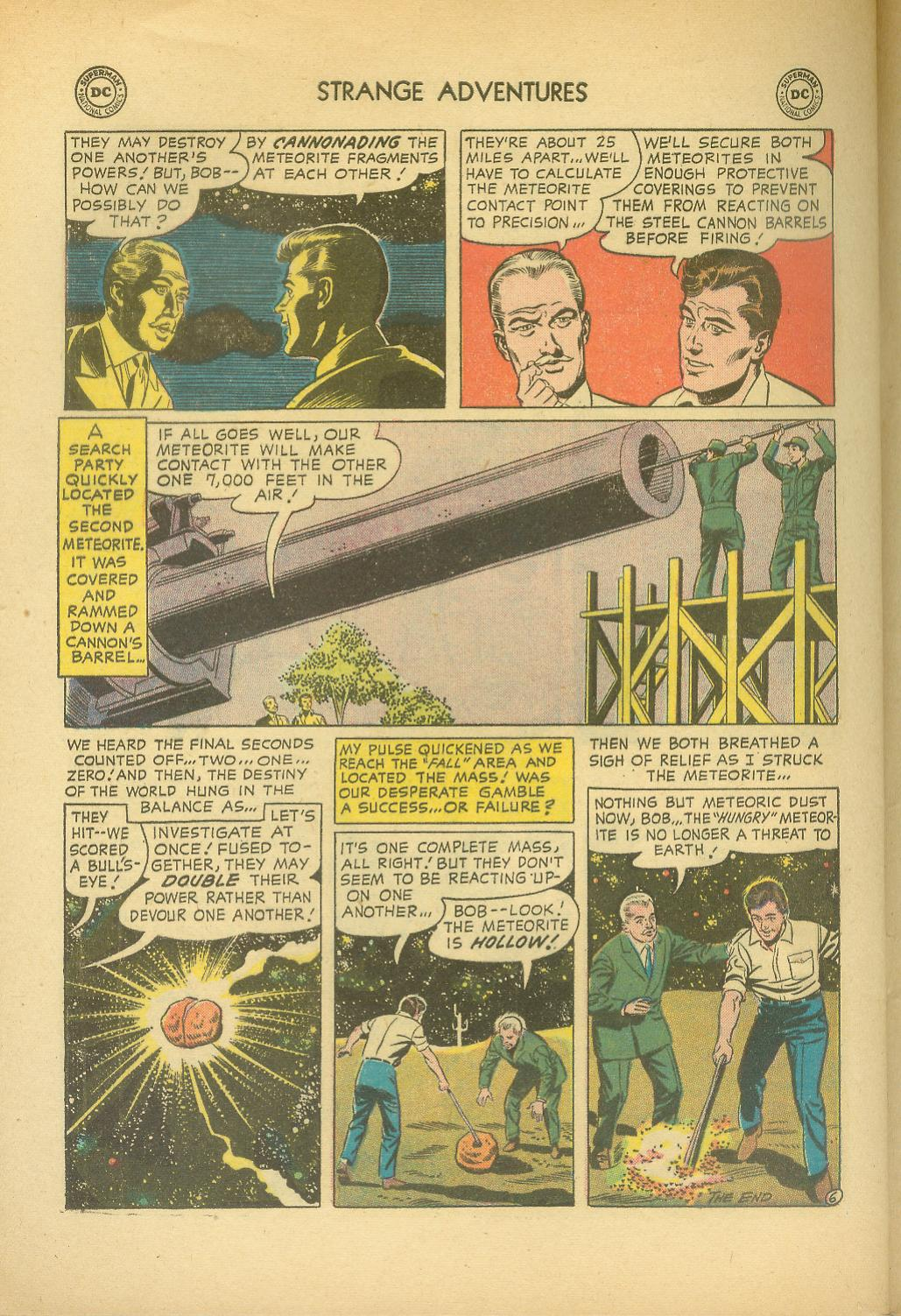 Strange Adventures (1950) issue 76 - Page 32
