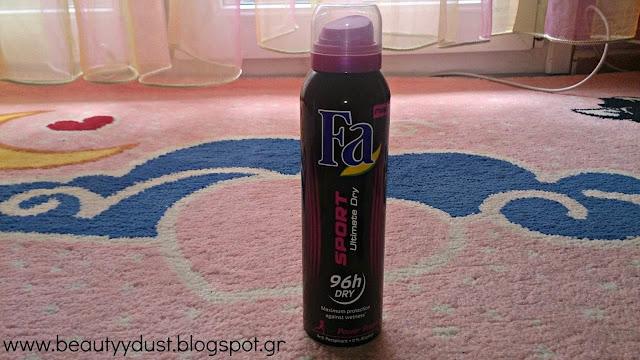 Fa - Sport Ultimate Dry Deodorant