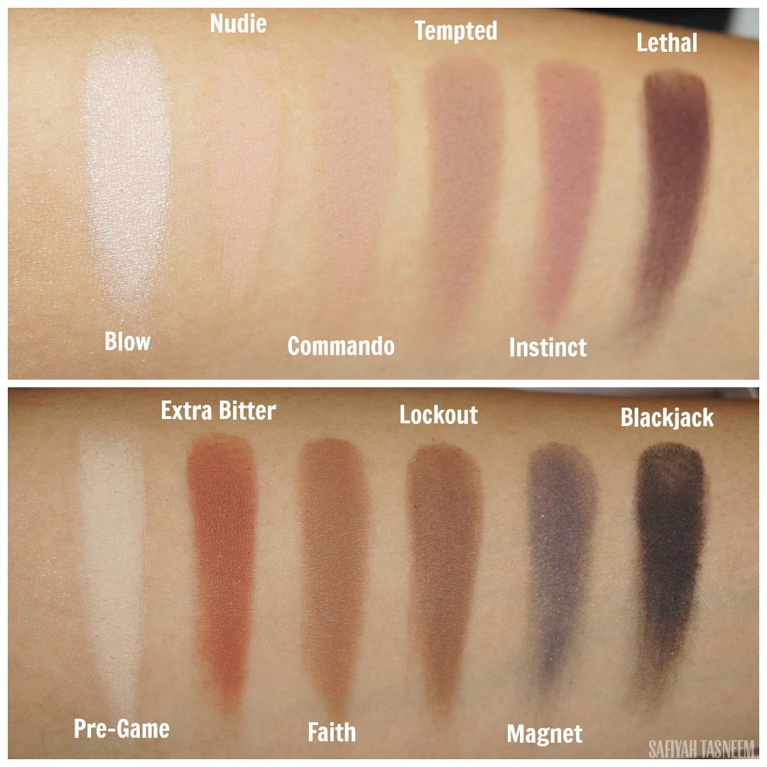 Naked Ultimate Basics Eyeshadow Palette by Urban Decay #9