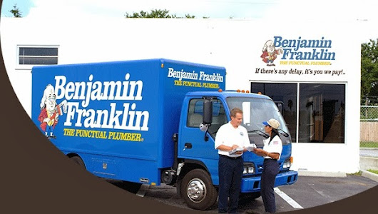 Call on the Glendale Plumber Team at Benjamin Franklin Plumbing